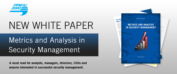 PPM 2000 - New White Paper
