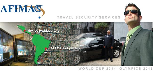 AFIMAC Travel Security Services