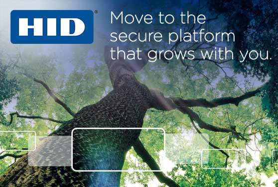 Leverage HID Global's extensible iCLASS SE<sup>&reg;</sup> Platform<br> to keep your access control optimized