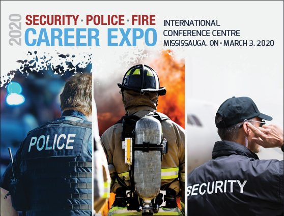 Security • Police • Fire Career Expo returns March 3
