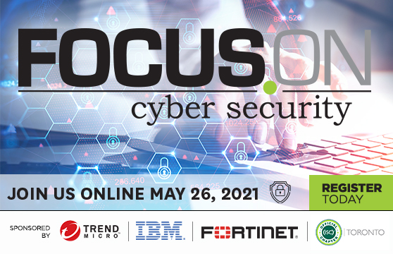 Learn how to protect your business from cyberattacks:  Focus On Cyber Security, May 26